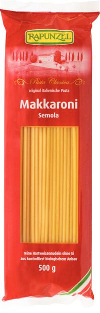 Makkaroni Semola 500 g BIO