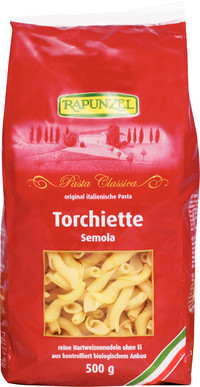Torchiette Semola 500 g BIO