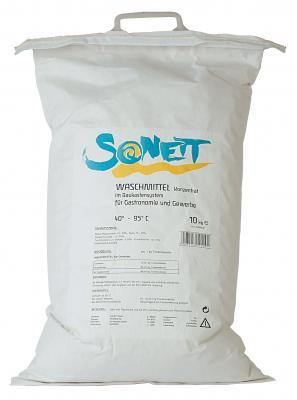 Waschpulver Gewerbe 10 kg Sonett