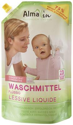 AlmaWin Flüssiges Waschmittel 1,5 ltr.