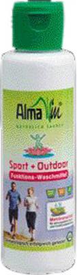 AlmaWin Sport + Outdoor Waschmittel 125 ml