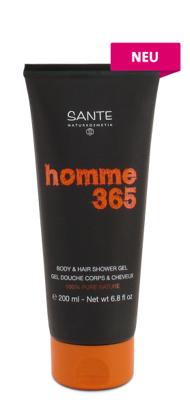Homme 365 Body & Hair Shower