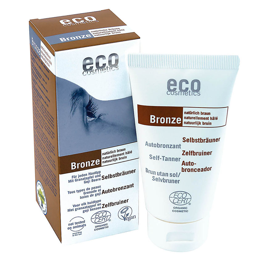 Bronze Selbstbräuner 75 ml, Eco cosmetics