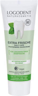 Logodent daily care Zahncreme Pfefferminz 75 ml