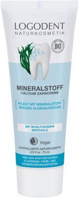 Logodent Mineralstoff Zahncreme 75 ml