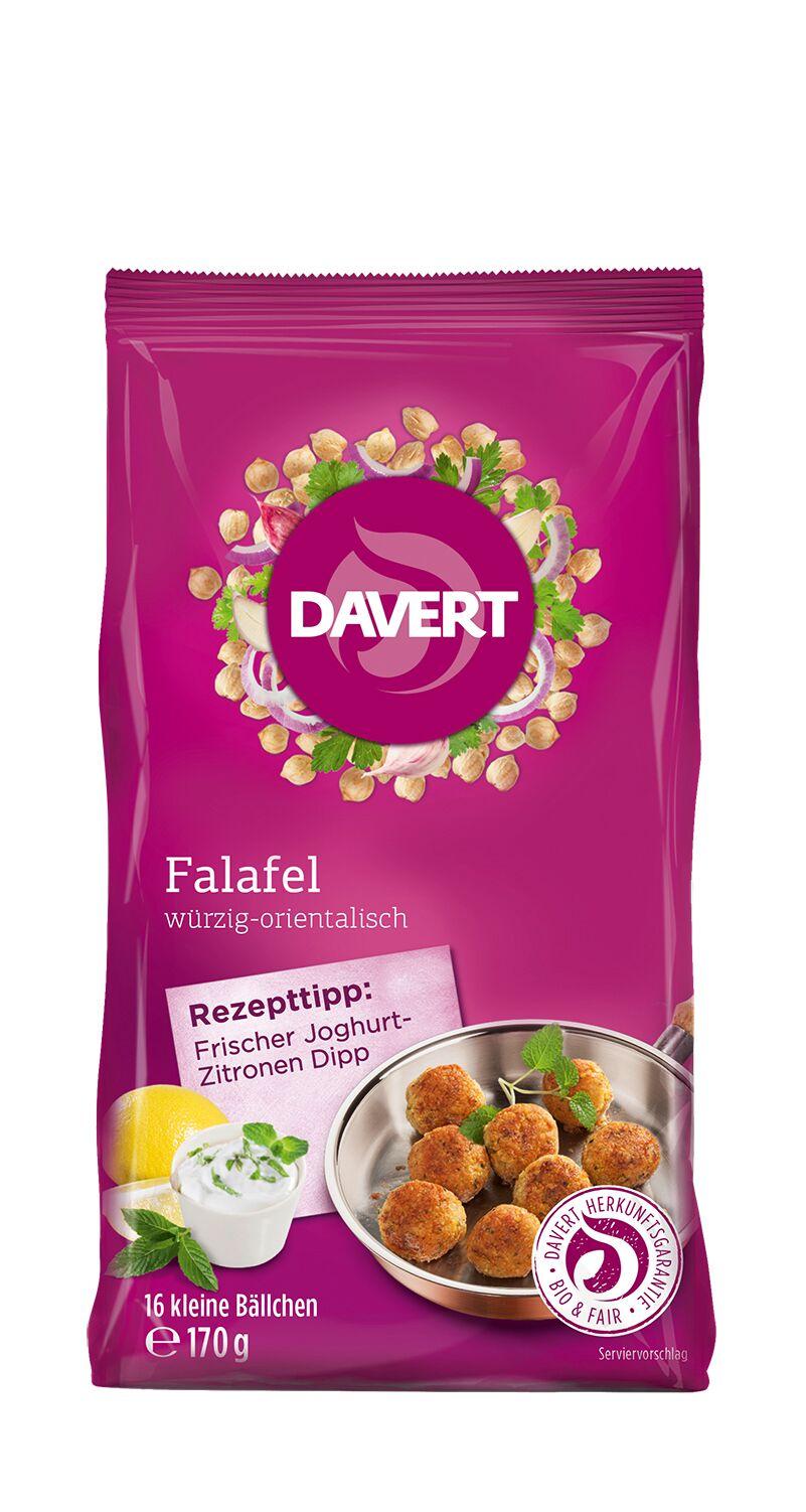 Falafel, würzig-orientalisch 170g BIO