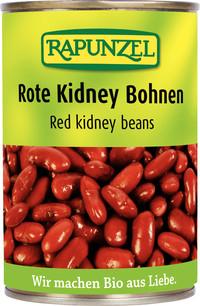 Rote Kidney Bohnen in der Dose 400 g BIO