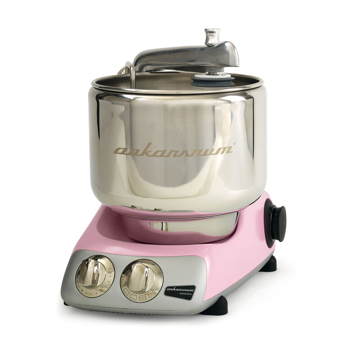 Ankarsrum Assistent Basis Pearl Pink