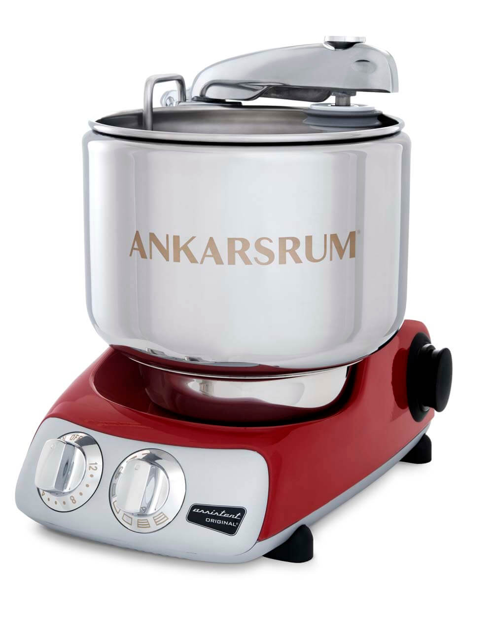Ankarsrum Assistent Basis Red