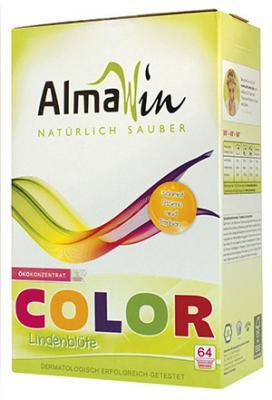AlmaWin Bunt und Fein Waschmittel 2 kg