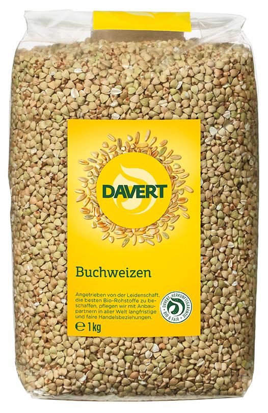 Buchweizen 1 kg DAVERT