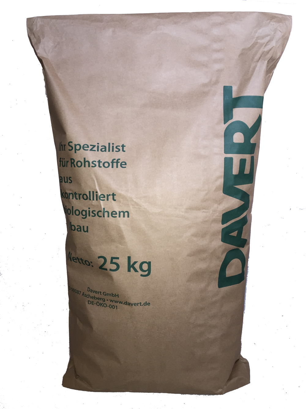 Dinkelmehl BIO 25 kg Typ 630  DAVERT