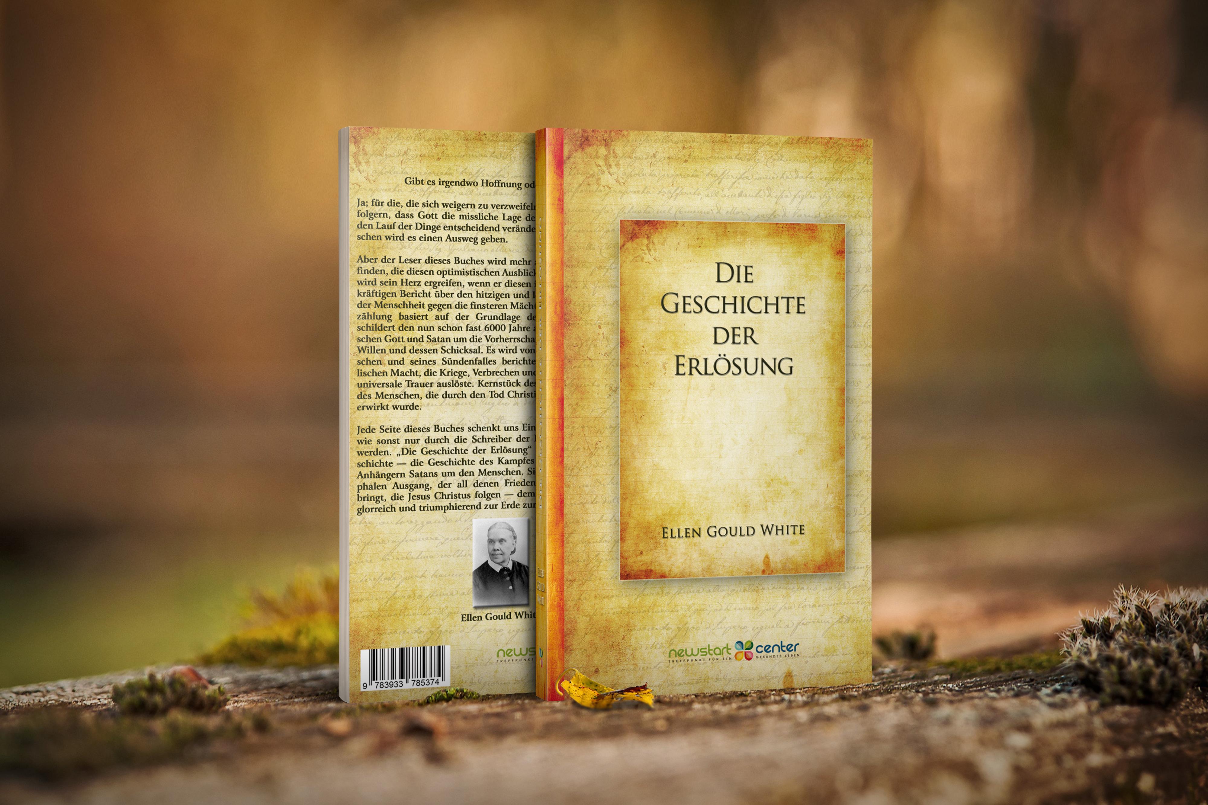 Die Geschichte der Erlösung  - Hardcover, Bebildert