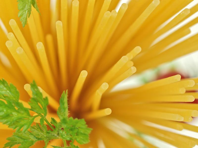 Spaghetti semola BIO 5 kg Teilauszug