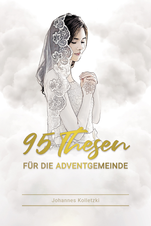 95 Thesen  für die Adventgemeinde
