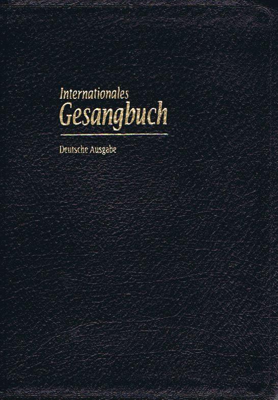Internationales Gesangbuch DEUTSCH