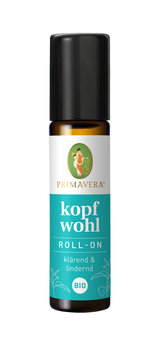 Aroma Roll-on Kopfwohl Primavera 10ml