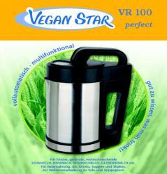 VEGAN STAR VR 100 perfect, der Milch Maker